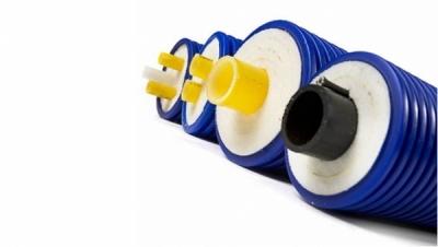 Теплоизоляционные полимерные трубы