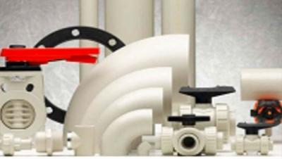 Трубы из полипропилена промышленный уровень